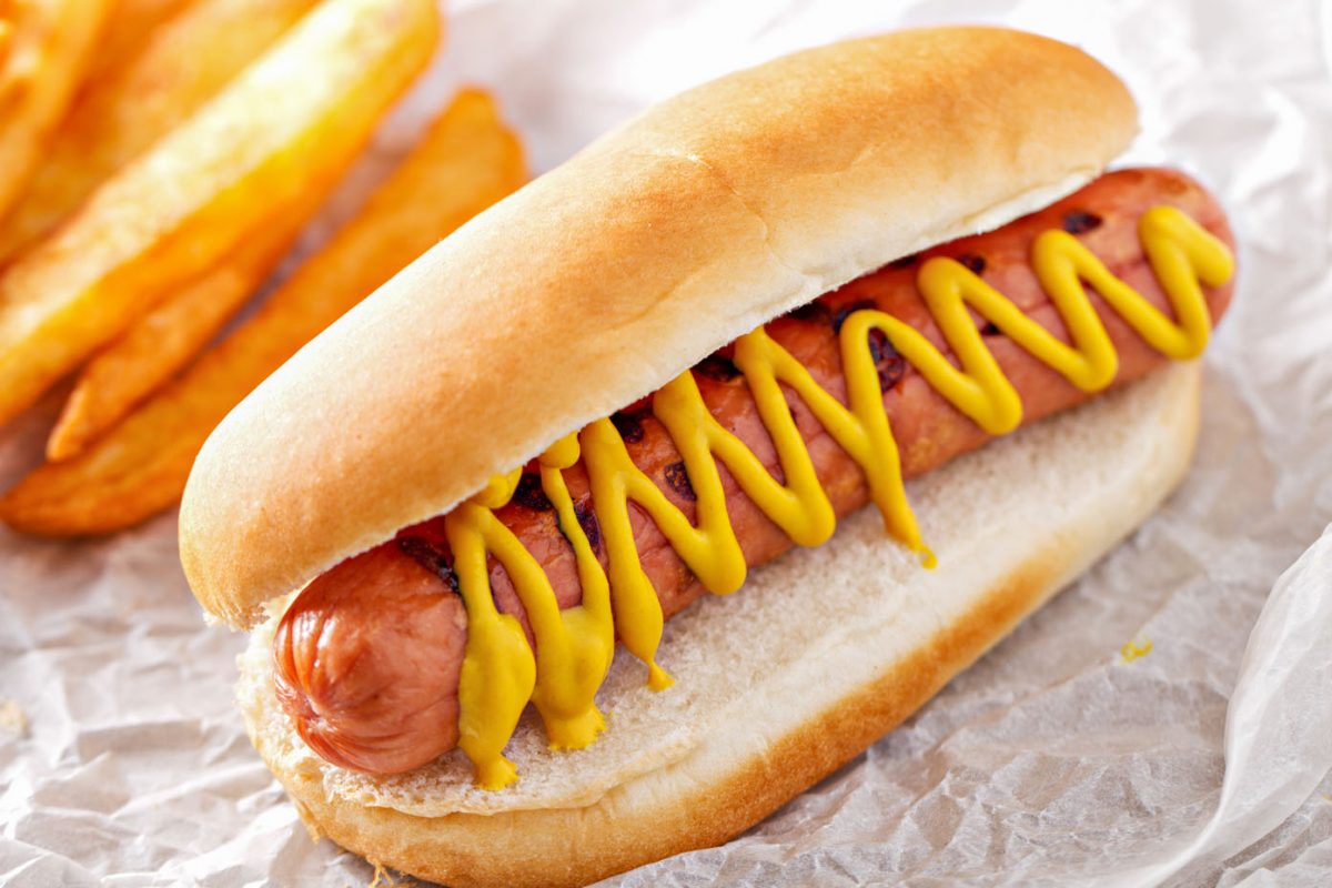 The Not So Clear History of the Hot Dog