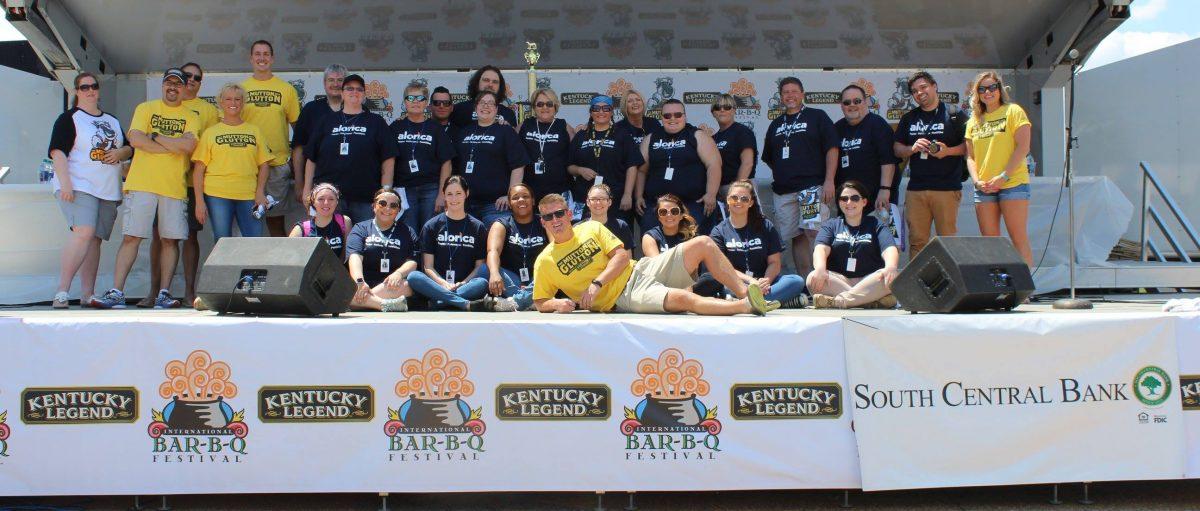 Mutton Glutton Challenge World Record