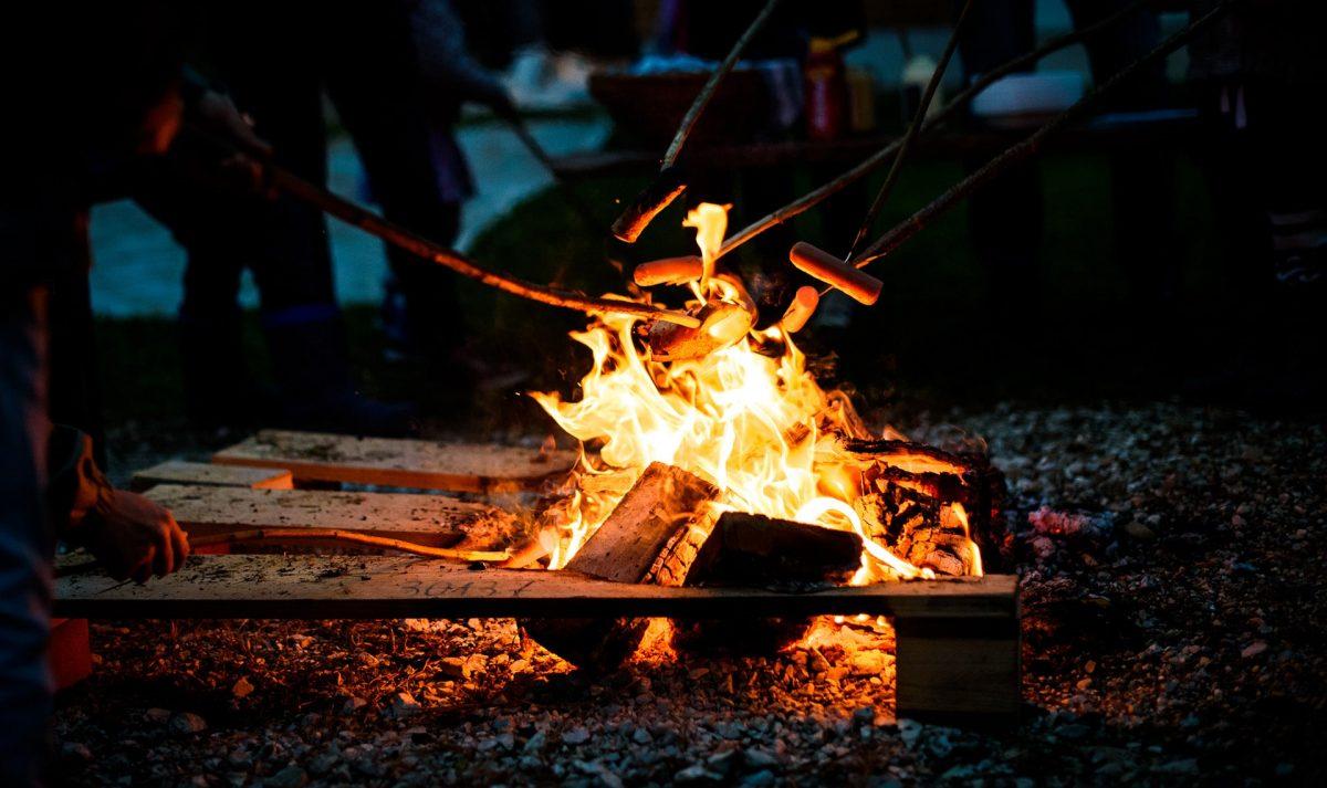 Kids & Campfires: Fischer's Safety Guide